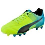 Puma Adreno II FG Jr Running Shoes(Blue)