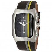 EOS New York Heist Stripe Watch Grey/Yellow 216SGRYYEL