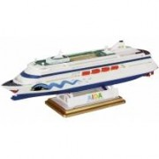 Revell 05805 Aida Watercraft assembly kit 1:1200