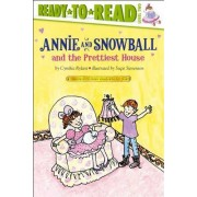 #2: Annie and Snowball and the Prettiest House by Cynthia Rylant