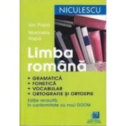 Romana - gramatica fonetica vocabular Ed.2012 - Ion Popa Marinela Popa