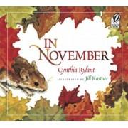 In November by Cynthia Rylant
