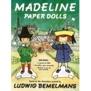 Madeline Paper Dolls by Ludwig Bemelmans