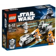 Lego Star Wars Clone Trooper Battle Pack Building Set