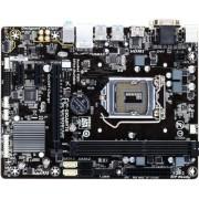 Placa de baza GIGABYTE H81M-S2H, Intel H81, LGA 1150