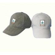 Cappello Visiera Canapa HF0028 Kaki