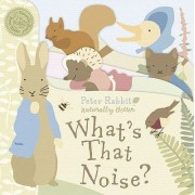 Peter Rabbit What's That Noise? by Beatrix Potter