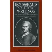 Rousseau's Political Writings by Jean-Jacques Rousseau