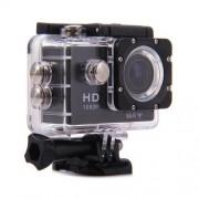 Camera video sport IMK-W9 1080p, Full HD, Wi-Fi, HDMI, waterproof 30m, 2-inch, Negru