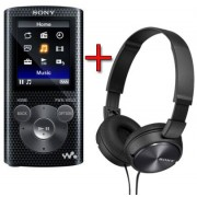 MP3 Player Sony E384BZX310BHI, +Casti