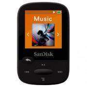 SanDisk Sansa Clip Sport Lettore MP3 4 GB, Nero