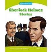 Sherlock Holmes Stories: Level 4 by Andrew Hopkins