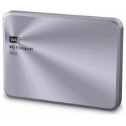 "Western Digital My Passport Ultra Metal Edition 2,5"" 1TB (argint) (WDBTYH0010BSL-EESN)"