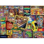 SunsOut Pinball Wizard by Lois Sutton 1000 Piece Jigsaw Puzzle