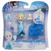 Set Figurine Hasbro Frozen Little Kingdom Glide And Go Elsa
