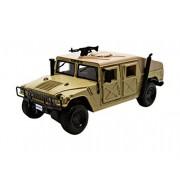 Maisto - 31974 Sand - Hummer - Humvee militare - 1/27 Scala