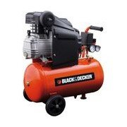 Black&Decker - BD 205-24 - Compresor 24 L, 2 CP