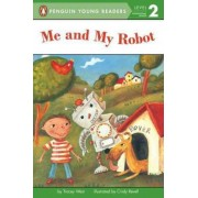 Station Stop 1: ME & My Robot by Tracey West