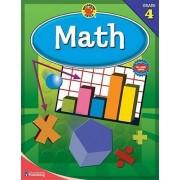 Brighter Child Math, Grade 4 by Brighter Child