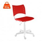 Cadeira de Escritório Evidence II Giratória Vermelha