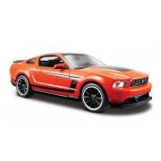Maisto Ford Mustang Boss 302 - Orange - Echelle 1/24-Maisto