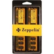 Memorie Zeppelin 4GB kit 2x2GB DDR3 1600MHz