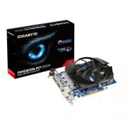 Placa de vídeo Gigabyte AMD Radeon R7 260X 2GB DDR5 | GV-R726XOC-2GD - 1506 1506