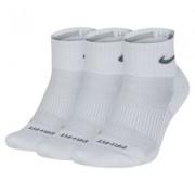 Nike Dri-FIT Half-Cushion Quarter (3 Pair) Training Socks