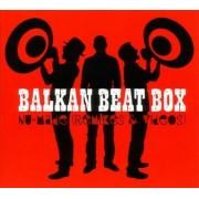 Balkan Beat Box - Nu Made+ Dvd (0876623005803) (2 CD)