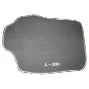 TAPIS DE SOL VELOURS TUFTING MITSUBISHI L200 D.CAB 2006- - accessoires 4X4 MISUTONIDA