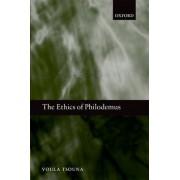 The Ethics of Philodemus by Associate Professor Voula Tsouna