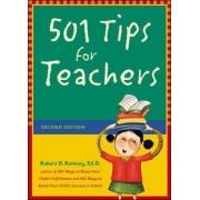 501 Tips for Teachers by Robert D. Ramsey