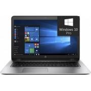 Laptop HP ProBook 470 G4 Intel Core Kaby Lake i5-7200U 256GB 8GB Nvidia GeForce 930MX 2GB Win10 Pro Fingerprint FullHD