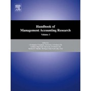 Handbook of Management Accounting Research by Anthony G. Hopwood