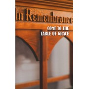 In Remembrance Communion Bulletin (Pkg of 50)