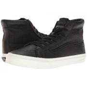 Vans Sk8-Hi Slim Cutout DX (Square Perf) Black
