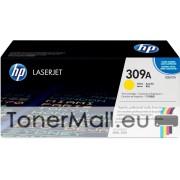 Тонер касета HP Q2672A (Yellow)