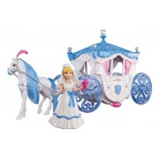 Mattel X2840 Disney Princess Cinderella Wedding Carriage
