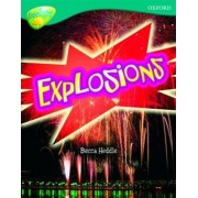 Oxford Reading Tree: Level 16: TreeTops Non-Fiction: Explosions by Becca Heddle
