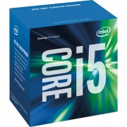 Core i5-6400, 2,7 GHz (3,3 GHz Turbo Boost)