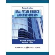 Real Estate Finance & Investments (Int'l Ed) by William B. Brueggeman