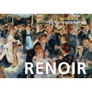 Postkartenbuch Pierre-Auguste Renoir by Pierre Auguste Renoir