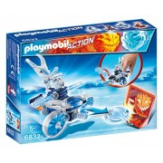 Playmobil 6832 - Sottozero con Space-Jet Lanciadischi