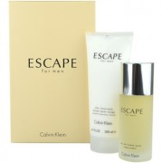 Calvin Klein Escape for Men coffret II. Eau de Toilette 100 ml + bálsamo after shave 200 ml