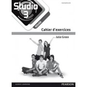 Studio 3 Rouge Workbook (11-14 French) by Julie Green