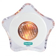 Medifit MD-610 Baby Spinotto Antizanzare, Bianco