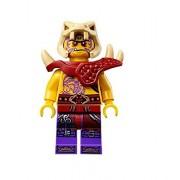 LEGO Ninjago Minifigure - Anacondrai General Zugu Warrior Ninja 70747 70749