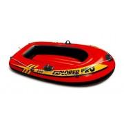 Intex - Надуваема лодка - Експлорър про 100