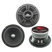 Lanzar OPTI6MI Opti Drive 500 Watt 6.5-Inch High Power Midbass Speaker (single)