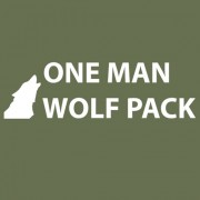 """""""T-Shirt - One Man Wolf Pack"""""""